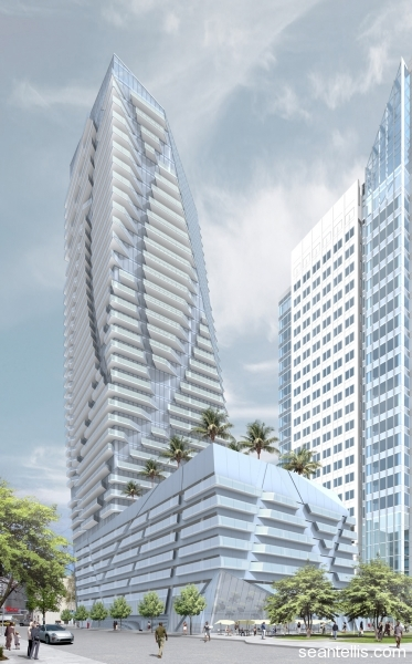 Aura Residential Tower